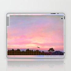 Rose Quartz and Serenity Landscape Laptop & iPad Skin