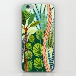 Malaysian Jungles iPhone Skin