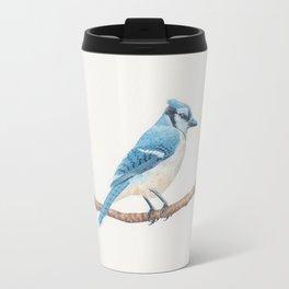 Blue Jay Travel Mug