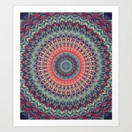 Mandala 300 Art Print