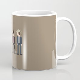 Anchorman 8-Bit Coffee Mug