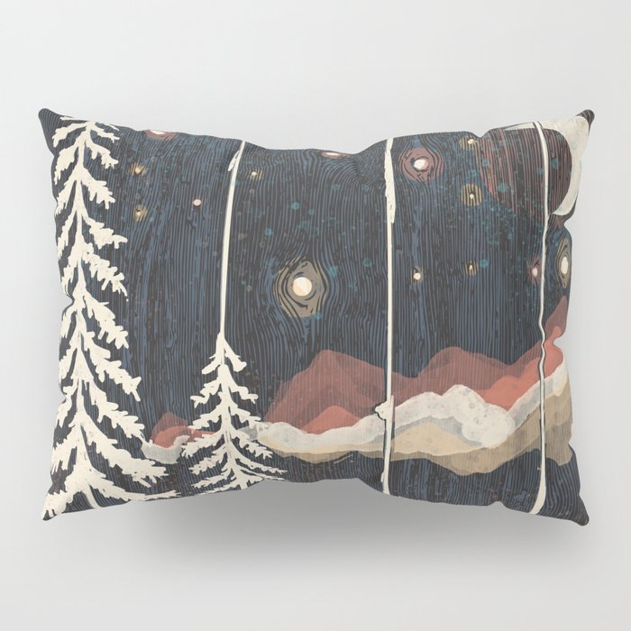A Starry Night in the Mountains... Pillow Sham