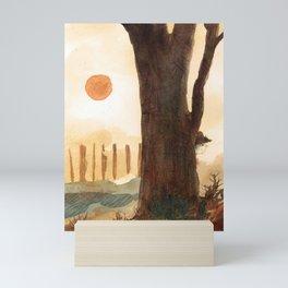 Hidden Mini Art Print