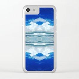 Sky Clear iPhone Case