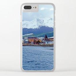 Ushuaia - Tierra del Fuego Clear iPhone Case