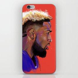 Odell Beckham Jr. iPhone Skin
