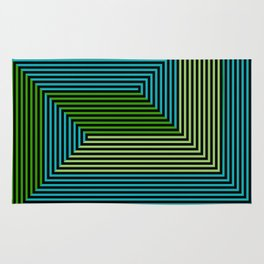 concentric 07 Rug