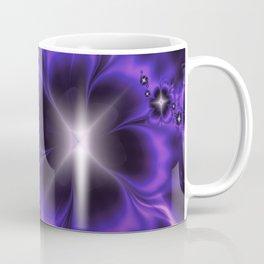 Fleur de Nuit Fractal Coffee Mug