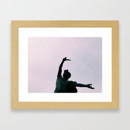 panama Framed Art Print