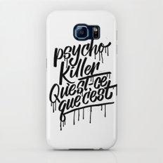 psycho Galaxy S7 Slim Case