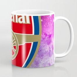 Arsenal Galaxy Design Coffee Mug