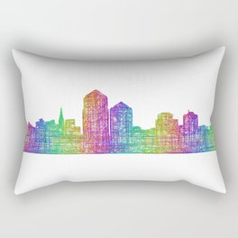 Albuquerque Rectangular Pillow