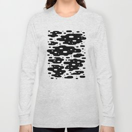 Space Blobs Long Sleeve T-shirt