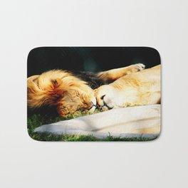 Cat Nap (Jungle Love) Bath Mat