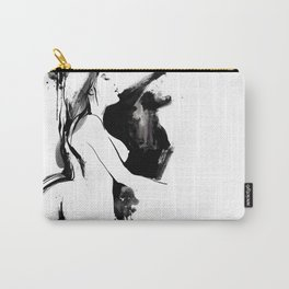 Nude Beauty Carry-All Pouch