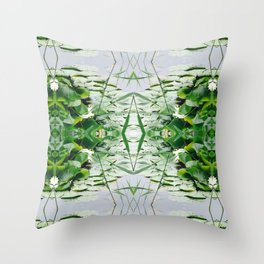 Moeras 3 Throw Pillow