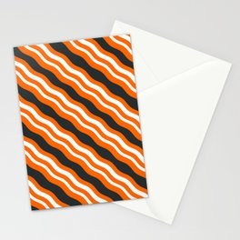 Bacon Wrap Stationery Cards