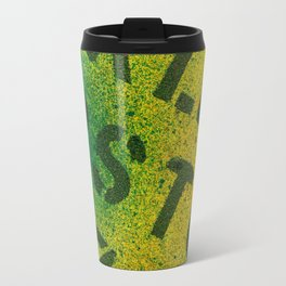 Identification Travel Mug