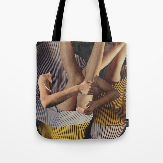 Skin Game Tote Bag