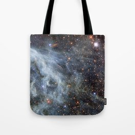 Magellanic cloud Tote Bag