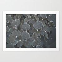 chandelier Art Prints featuring Chandelier by Admire Beauty