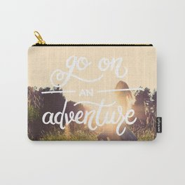Go on an adventure Carry-All Pouch