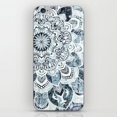 MOON SMILE MANDALA iPhone Skin
