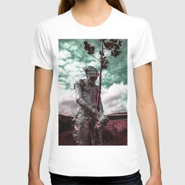 Frist Touch of Earth T-shirt