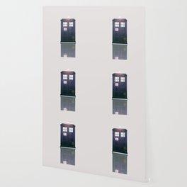 The Tardis Light Wallpaper