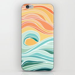 Sea and Sky II iPhone Skin