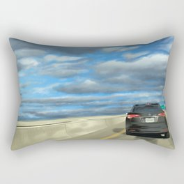 Peace Lane Rectangular Pillow