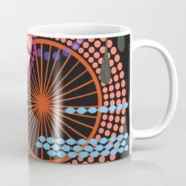 Neon Patternity Coffee Mug