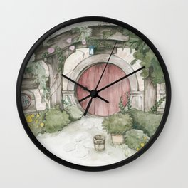 Hobbithole 3. Wall Clock