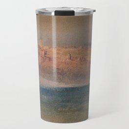 """J.M.W. Turner """"Corsica"""" Travel Mug"""