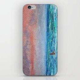 The Chandlers Ocean iPhone Skin