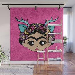 Azule Frida Wall Mural