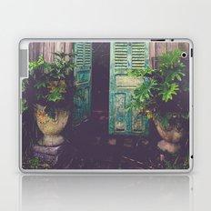 Saint Augustine Garden Laptop & iPad Skin