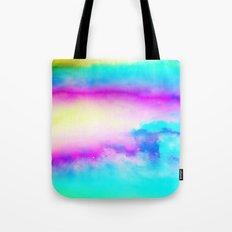 Happy Cloud III Tote Bag