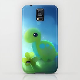 bronto dino iPhone Case