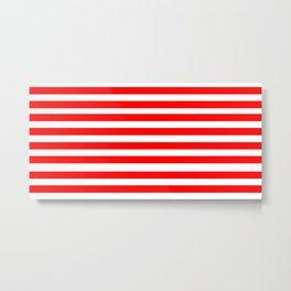 Mariniere marinière variation XI Metal Print
