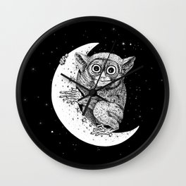The Nocturnal Wall Clock