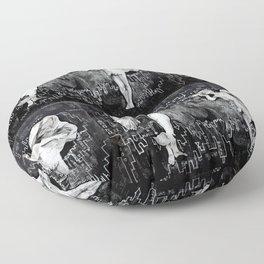 Felix & Em, Revisited Floor Pillow