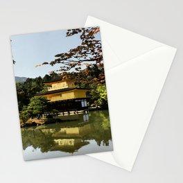 Kinkaku-ji Temple (Japan) Stationery Cards