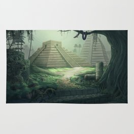 Lost Civilization Rug