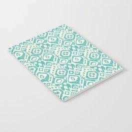 lezat turquoise Notebook