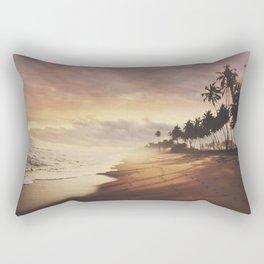 Ghana Beach Rectangular Pillow