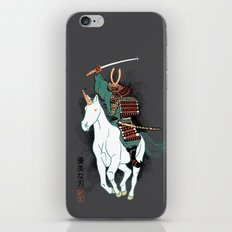 Uniyo-e iPhone & iPod Skin