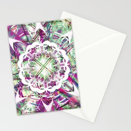 Introspective Reflection Stationery Cards
