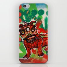 Gong Hey Fat Choy pt.2 iPhone Skin