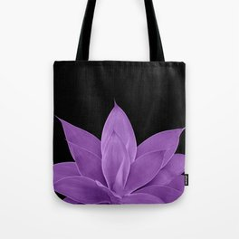 Purple Agave #1 #tropical #decor #art #society6 Tote Bag